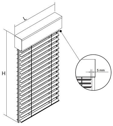 bulles daide/BSO - coffre carré - prise des mesures - ECO-STORES