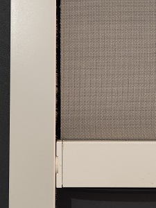 ECO-STORES - store extérieur enrouleur - refleksole extérieur - reflkeksole premuium open coulisses - guidage coulisses open