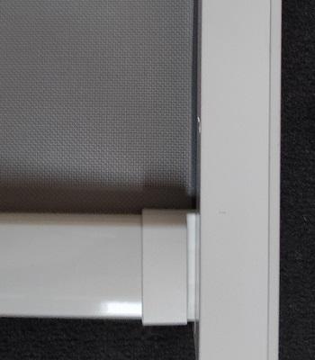 ECO-STORES - store extérieur enrouleur refleksole sur mesure - coulisses zipp