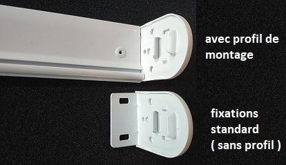 bulles daide/profil de montage - fixations standard - store enrouleur sur mesure - eco-stores-fr